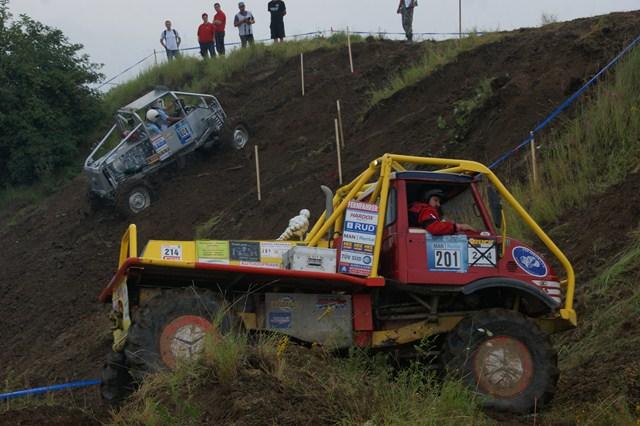 Truck Trial 2012