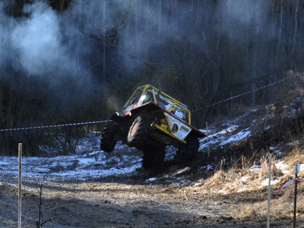 Zimni Truck Trial - 3