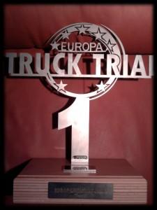 Titulový pohár z Evropy